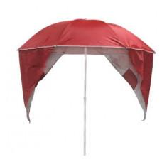 InGarden napernyő oldalfalakkal 180 cm Előnézet