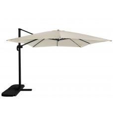 InGarden ROMA kerti napernyő 3x3 m védőtakaróval - bézs Előnézet