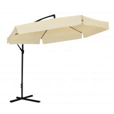 AGA EXCLUSIV GARDEN 300 cm Beige függő napernyő Előnézet