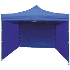 InGarden kerti sátor 3x3 m - kék Előnézet