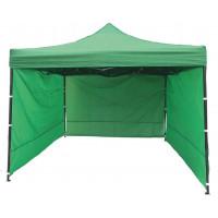 InGarden kerti sátor 3x3 m - zöld