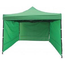 InGarden kerti sátor 3x3 m - zöld Előnézet