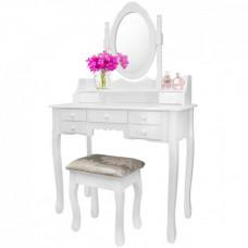 Fésülködő asztal székkel Inlea4Fun PHO5513 Előnézet