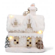 Inlea4Fun LED-es havas házikó zenével GOT7142 Előnézet