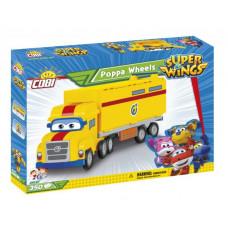 COBI 25137 SUPER WINGS Poppa Wheels Kamion 350 db  Előnézet