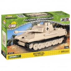 COBI 2704 WORLD WAR II WW Panzer V Panther Előnézet