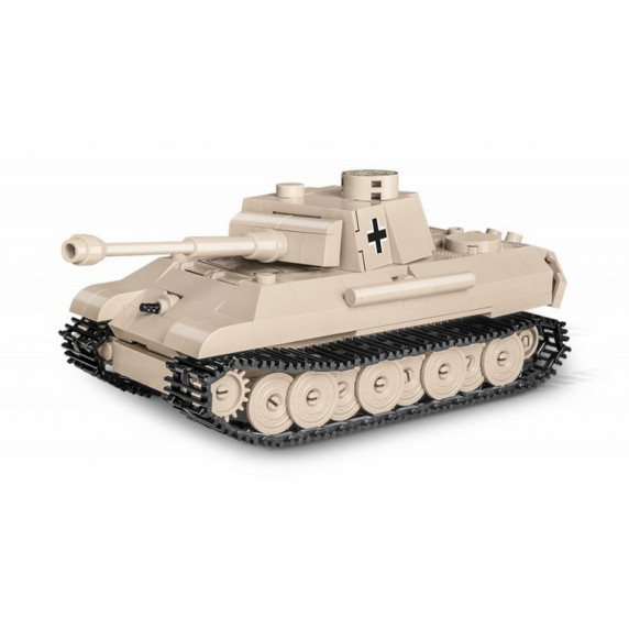 COBI 2704 WORLD WAR II WW Panzer V Panther
