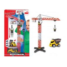 Simba Dickie toys daru 67cm + autó 13,5 cm Előnézet