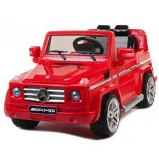 Mercedes AMG G55 elektromos kisautó piros Előnézet