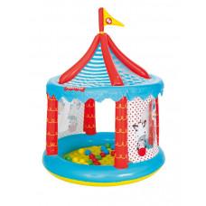 Fisher Price Felfújható gyerek cirkusz labdákkal Előnézet