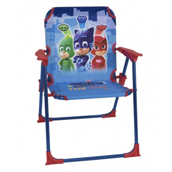 Összecsukható kemping szék - Pizsihősök