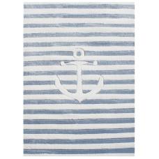 ANCHOR tengerész szőnyeg 120 x 180 cm Előnézet
