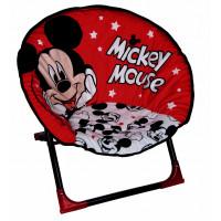 Összecsukható pihenő szék - Mickey egér