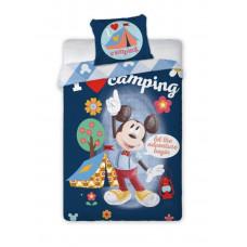 Ágyneműhuzat Mickey egér Camping Előnézet