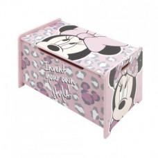 Játéktároló faláda - Minnie egeres 3 Előnézet