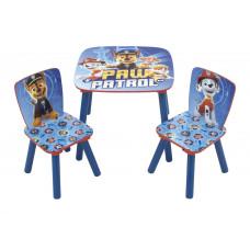 Gyerekasztal székekkel - Mancs őrjárat 3 Előnézet