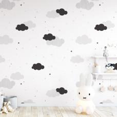 DEKORNIK Cloud felhő mintás tapéta 50 x 280 cm Előnézet