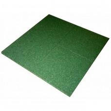 Sport gumilap burkolat 100x100cm 2cm vastag - zöld Előnézet