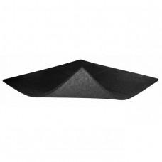 Sport gumilap burkolat 100x100cm 2cm vastag - fekete Előnézet