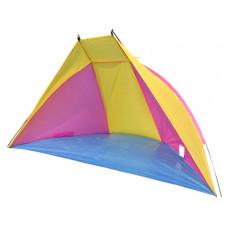 ACRA Árnyékoló strand sátor - színes Előnézet