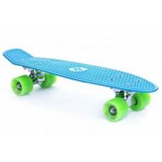 Spokey Cruiser Skateboard gördeszka - Blue Előnézet
