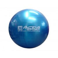 Gimnasztikai labda 55 cm ACRA - kék