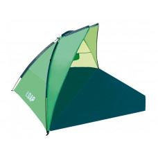Árnyékoló strandsátor LOAP Beach Shelter M - zöld Előnézet