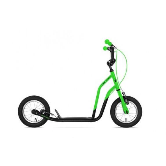 "ZENIT Galaxy Roller 12"" - zöld/fekete"