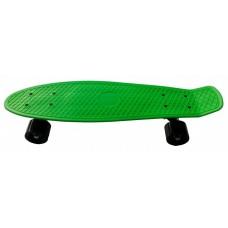 Skateboard műanyag - Green Előnézet