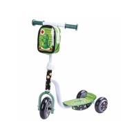 Spokey Dino háromkerekű roller - zöld