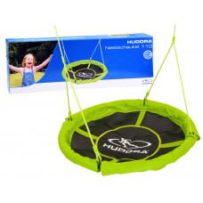 Hudora Fészekinta 110 cm - Zöld Előnézet