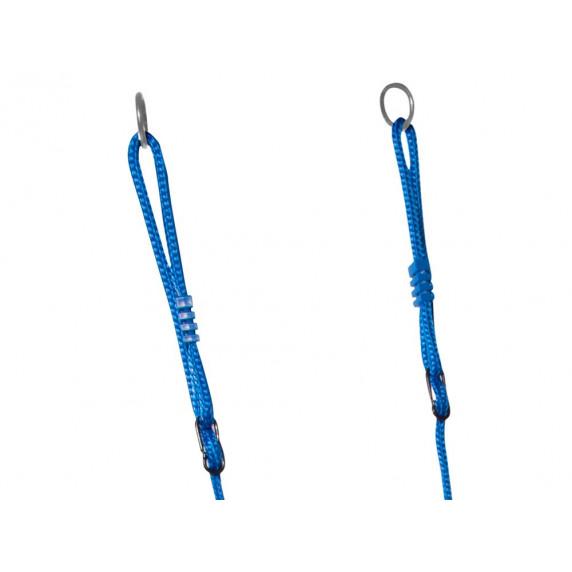 Hudora fészekhinta 90 cm - Kék