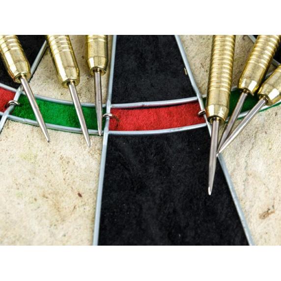 Hudora Darts tábla szett 77032