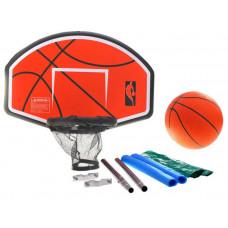 Inlea4Fun Trambulinhoz rögzíthető Kosárlabda palánk szett TR0016 Előnézet