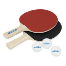 Hudora Ping-pong asztaliteniszütő készlet +labda Előnézet