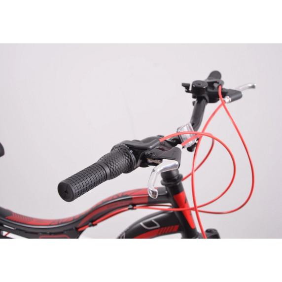 """Kerékpár RAYON Adventure  26"""" - fekete/piros"""