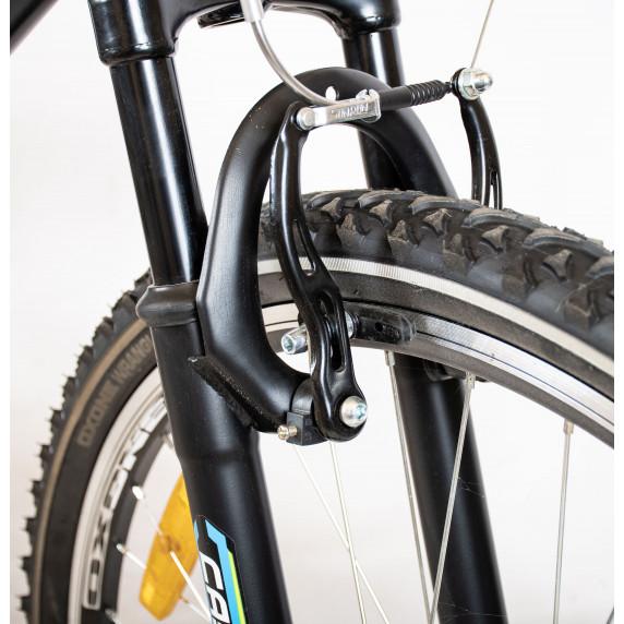"""Férfi kerékpár RAYON CASCADE 26"""" - fekete/fehér/piros"""