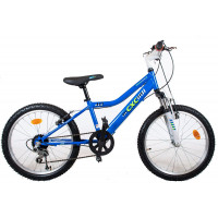 "Gyerek bicikli CXC Amor 20"" - kék/fekete"