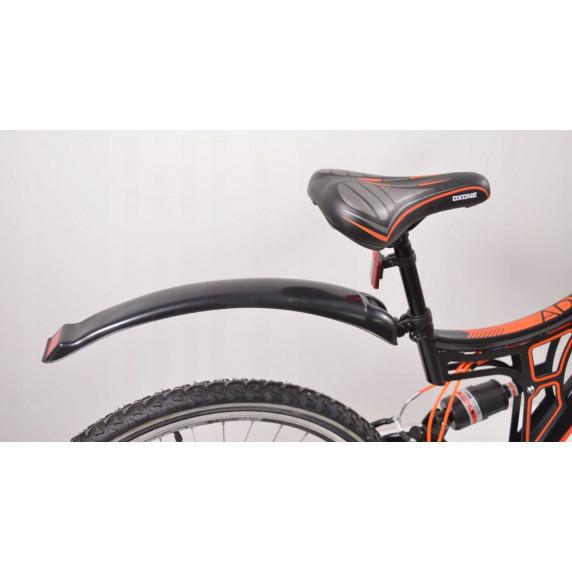 """Kerékpár Adventure  26"""" - fekete/narancssárga"""