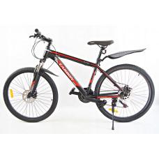 """Carbon SUPER férfi kerékpár 26"""" Előnézet"""