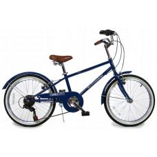 """MR. FREEDOM lány kerékpár 20"""" - kék Előnézet"""