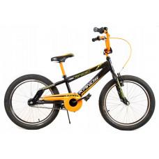 """KANDS Amigo Gyerek bicikli 20"""" - fekete/narancssárga Előnézet"""