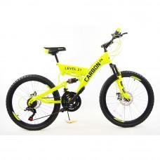 """CARBON fiú kerékpár 24"""" Előnézet"""