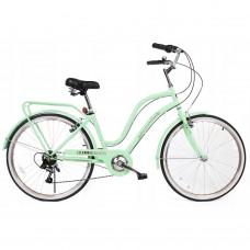 """Hellobikes FLORABELLA női kerékpár 26"""" Előnézet"""