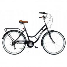 """Hellobikes RETRO női kerékpár 26"""" Előnézet"""