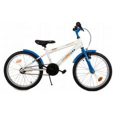 """TORPEDO CXC Gyerek bicikli 20"""" - fehér/kék Előnézet"""