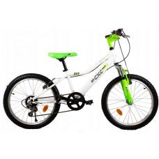 """C-Xtreme Cross B Gyerek bicikli 20"""" - zöld Előnézet"""