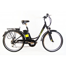 BREEZE LTA-ST004 elektromos kerékpár Előnézet