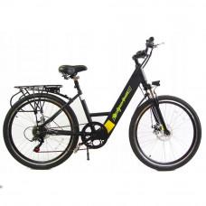 SWIFT LTA-ST006 elektromos kerékpár - fekete Előnézet