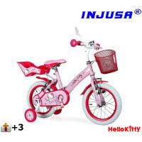 "INJUSA Hello Kitty 2017 gyerek bicikli 12"""